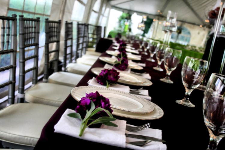 Tablescape Design in Columbia and Hattiesburg, Mississippi